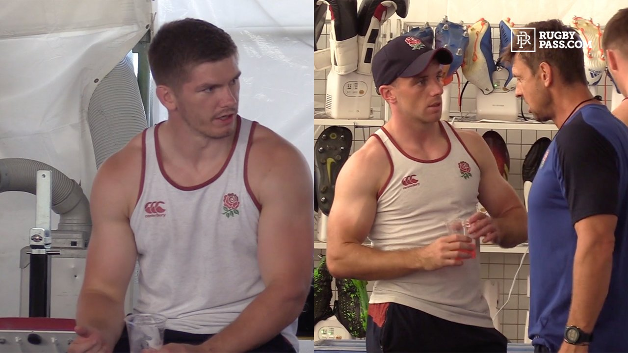 WATCH: England ramp up training going into World Cup week