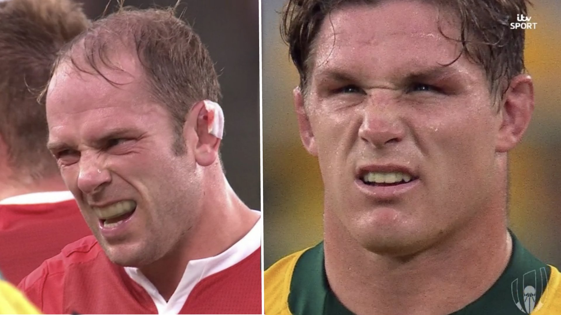 WATCH: Wales are beating Australia in the Rugby World Cup Pool D decider
