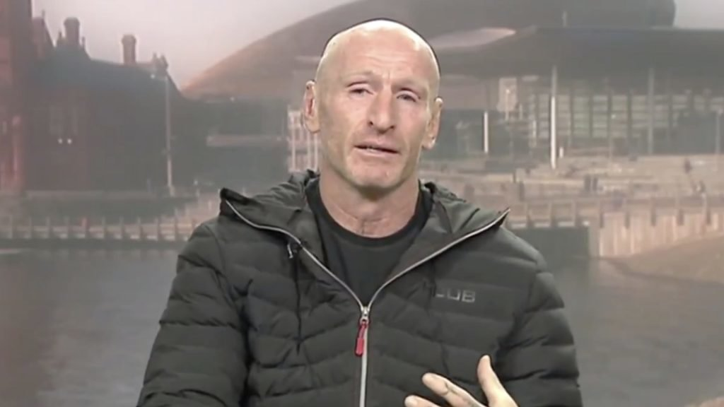WATCH: Gareth Thomas reveals how his parents found out that he had HIV before he could tell them