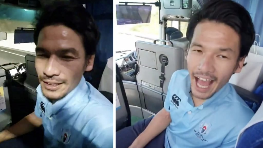 Painfully funny video emerges online of Scottish rugby team making Japanese man attempt Scottish slang