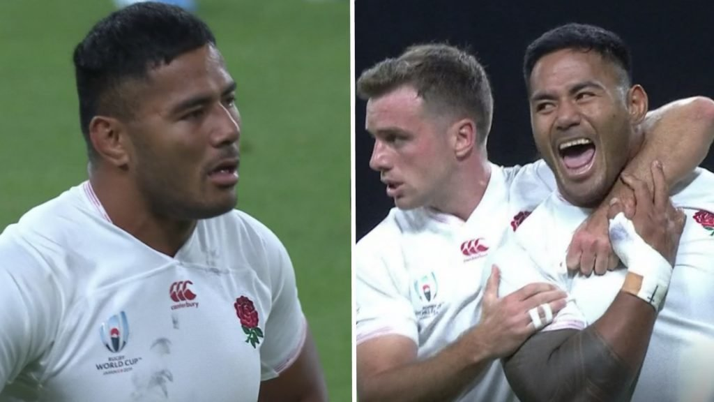 Manu Tuilagi is single-handedly destroying Tonga