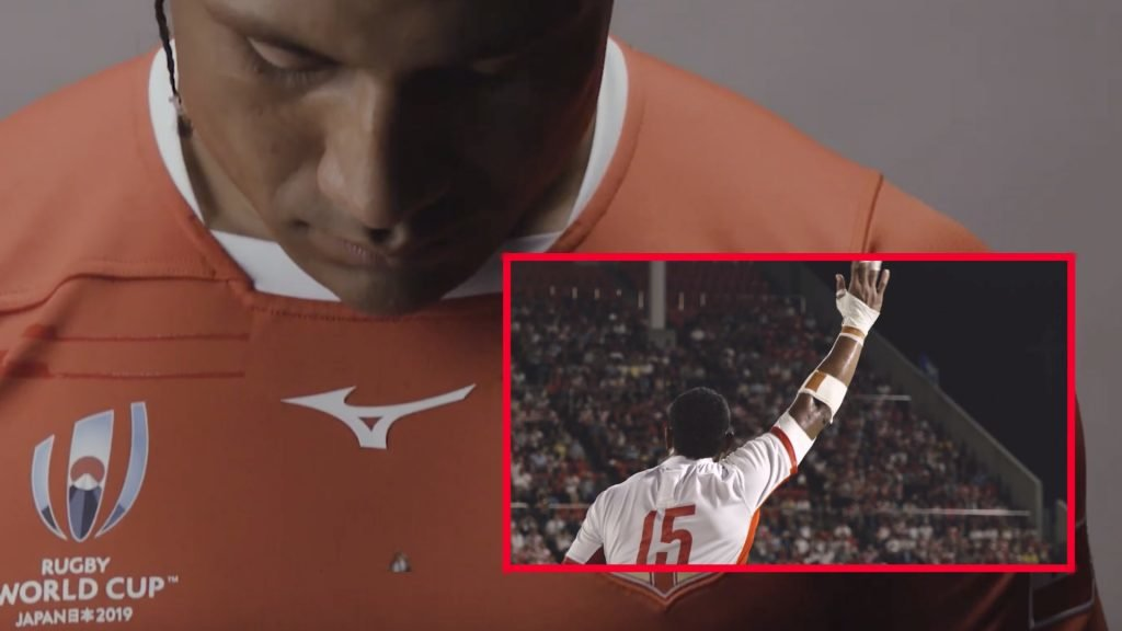 Stunning Tonga World Cup advert will leave you wanting to support them at the World Cup