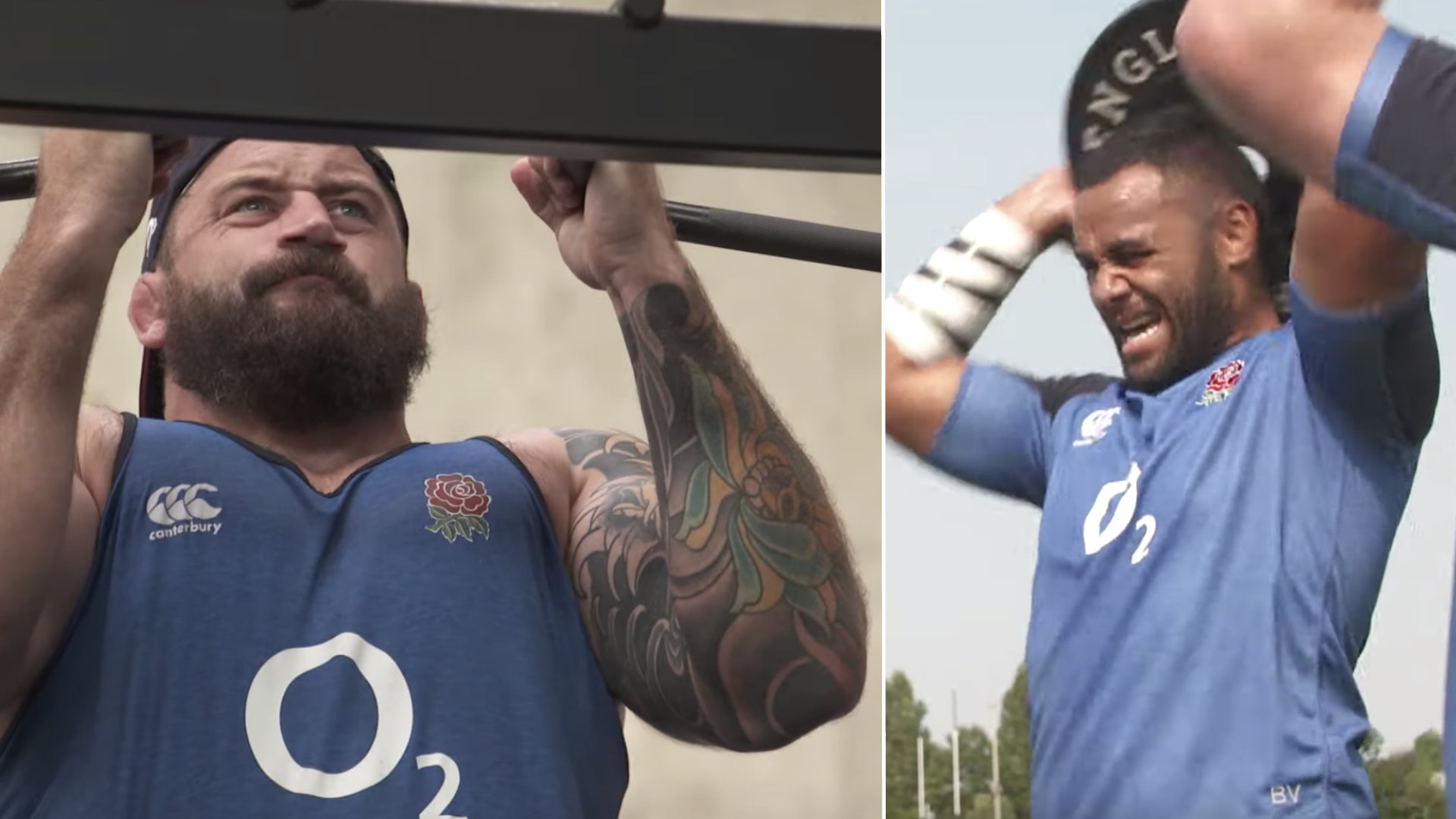 England's training sessions are becoming seriously brutal