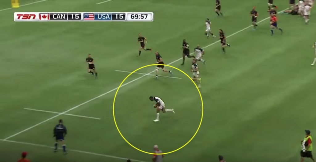 USA winger wins match with one of the biggest BOOMFA hits we've seen