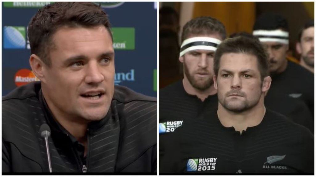 Why Richie McCaw apologised to Dan Carter on the pitch in 2015