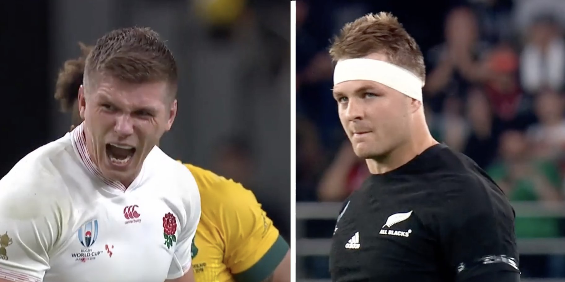 World Rugby release ALPHA hype video on the eve of England and New Zealand's titanic World Cup clash