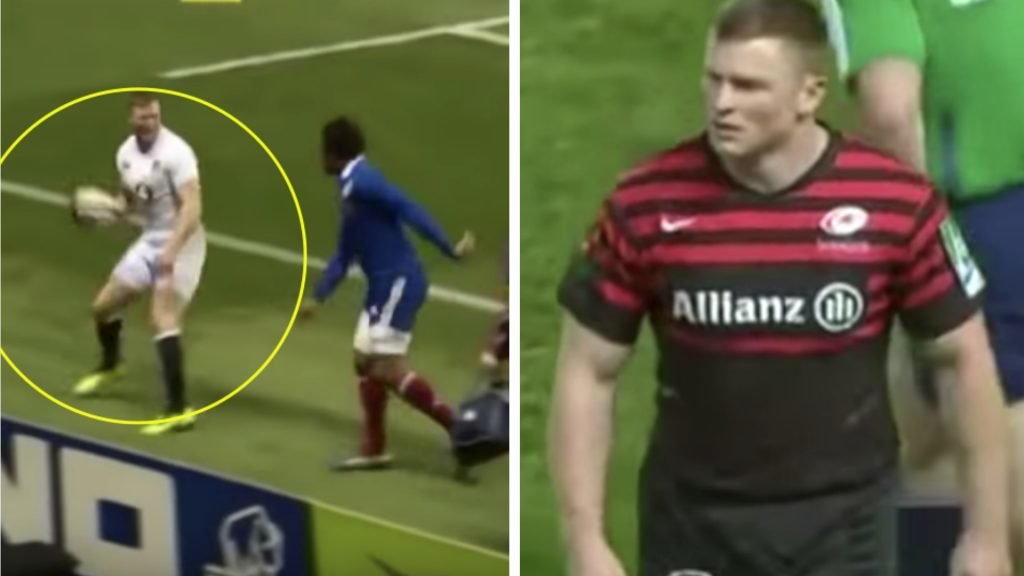 Non-English fans hatred of Chris Ashton completely justified in thuggish new video