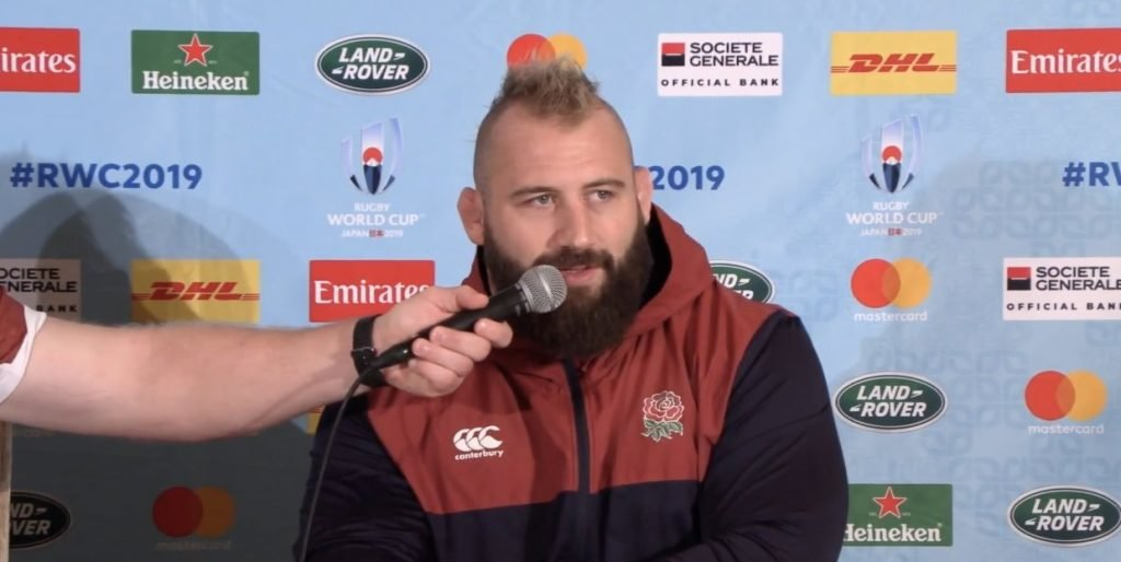 Joe Marler and Dan Cole reach biblical levels of s***-housery in final press conference
