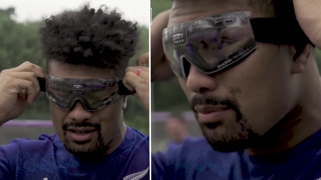 All Blacks introducing controversial goggles in yet another display of blatant cheating