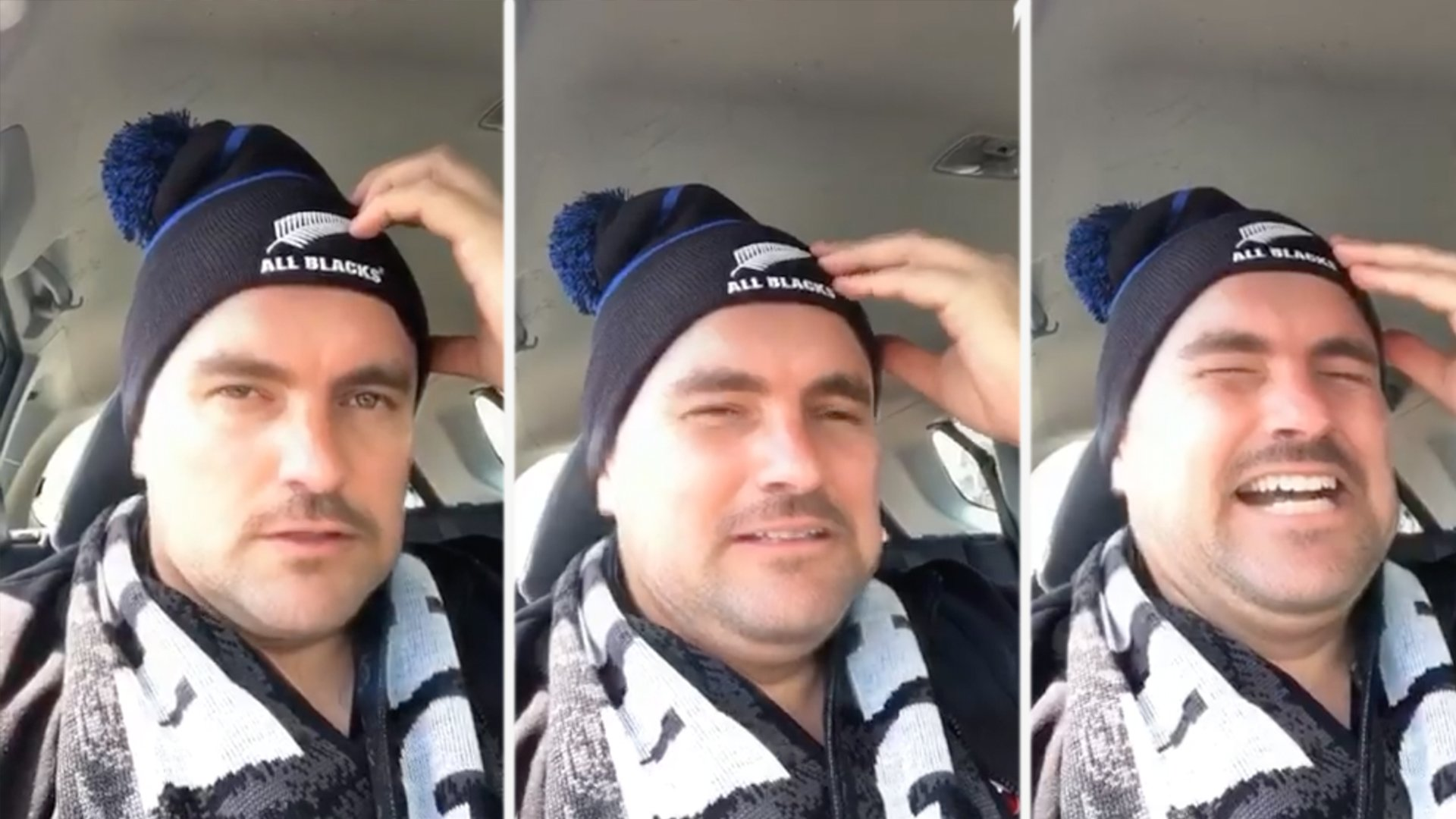 New Zealand fan posts genuinely hilarious response to England beating them in Rugby World Cup