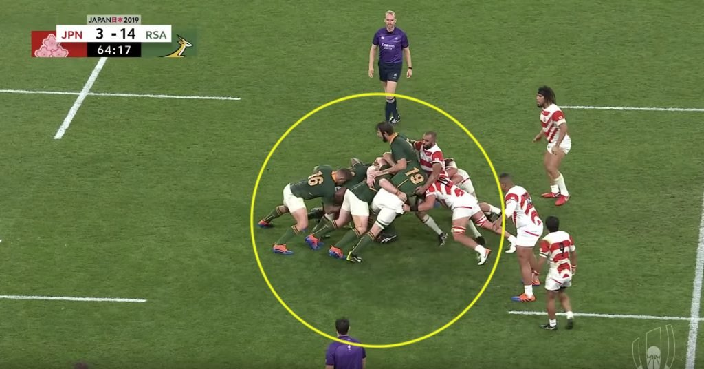 The South African maul that was so devastating that it couldn't be stopped