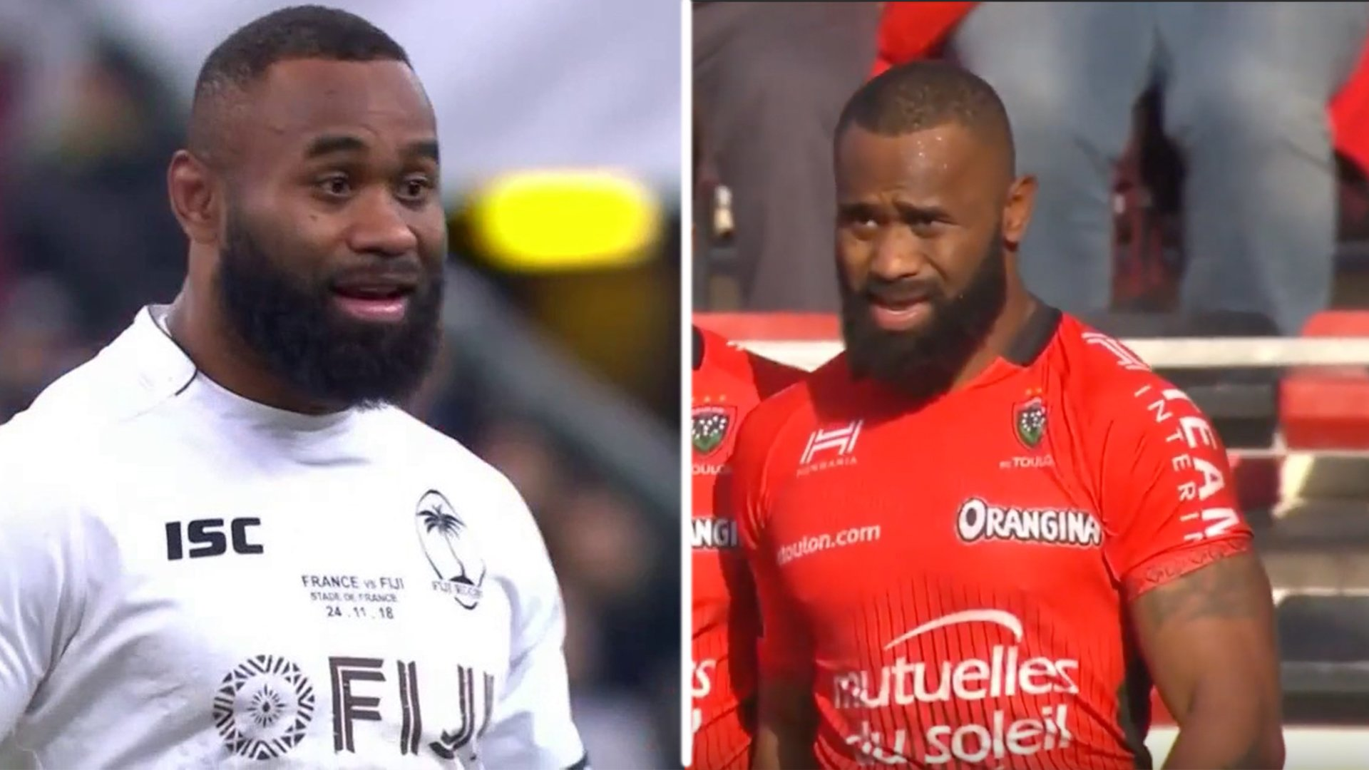 This video is proof that Bristol Bears have pulled off the signing of the century with Semi Radradra