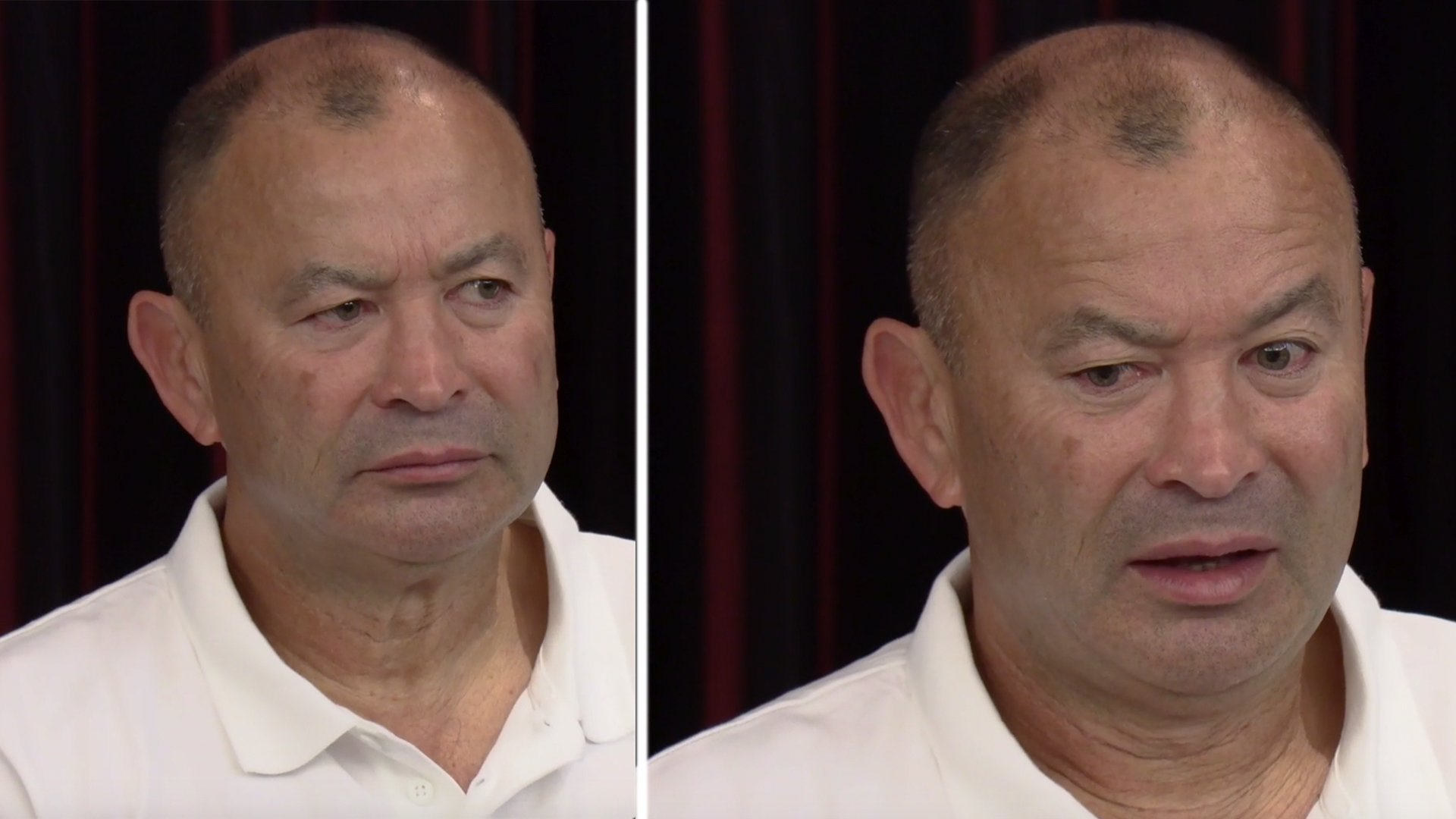 Eddie Jones refuses to answer questions about World Cup at Barbarians press conference