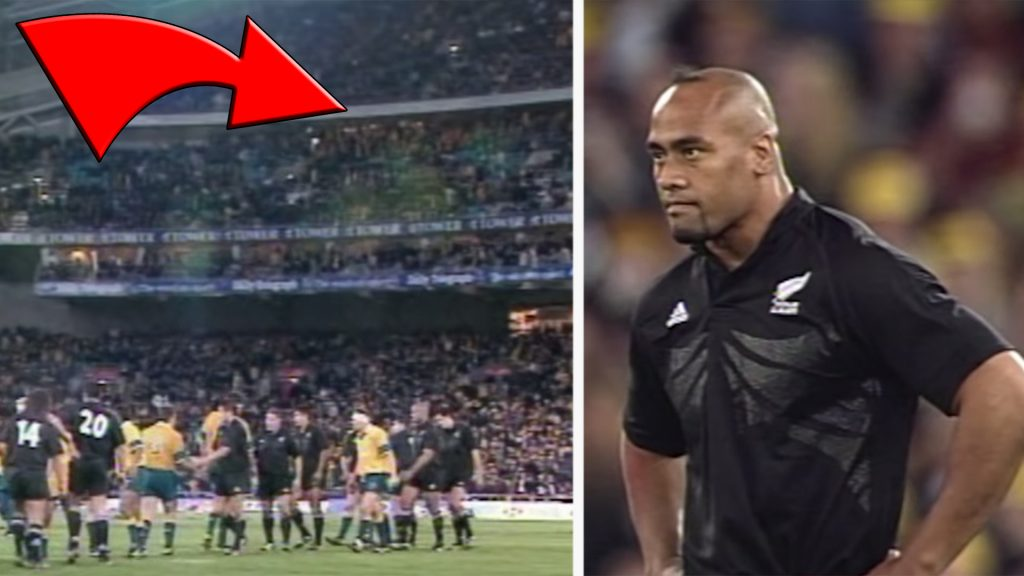 "A full video has been released on ""The Greatest Rugby Match of All Time"" and it's insane"