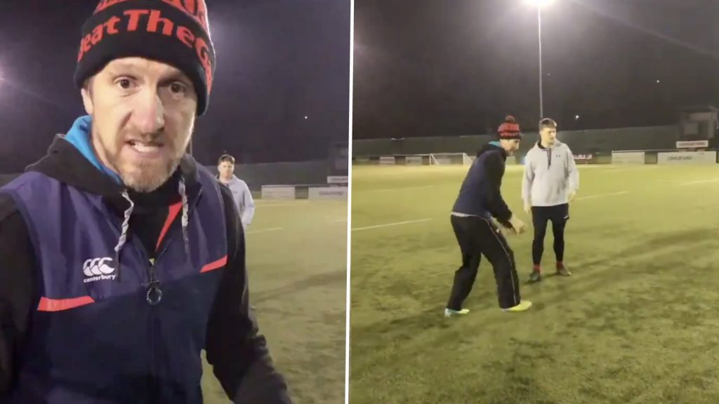 Will Greenwood's 'unmissable' new drop kick style should take the Rugby World by storm in 2020