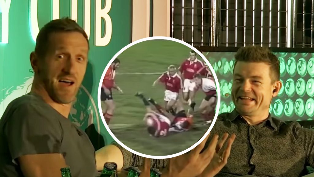 Will Greenwood tells the story about the time he almost died playing for the British & Irish Lions