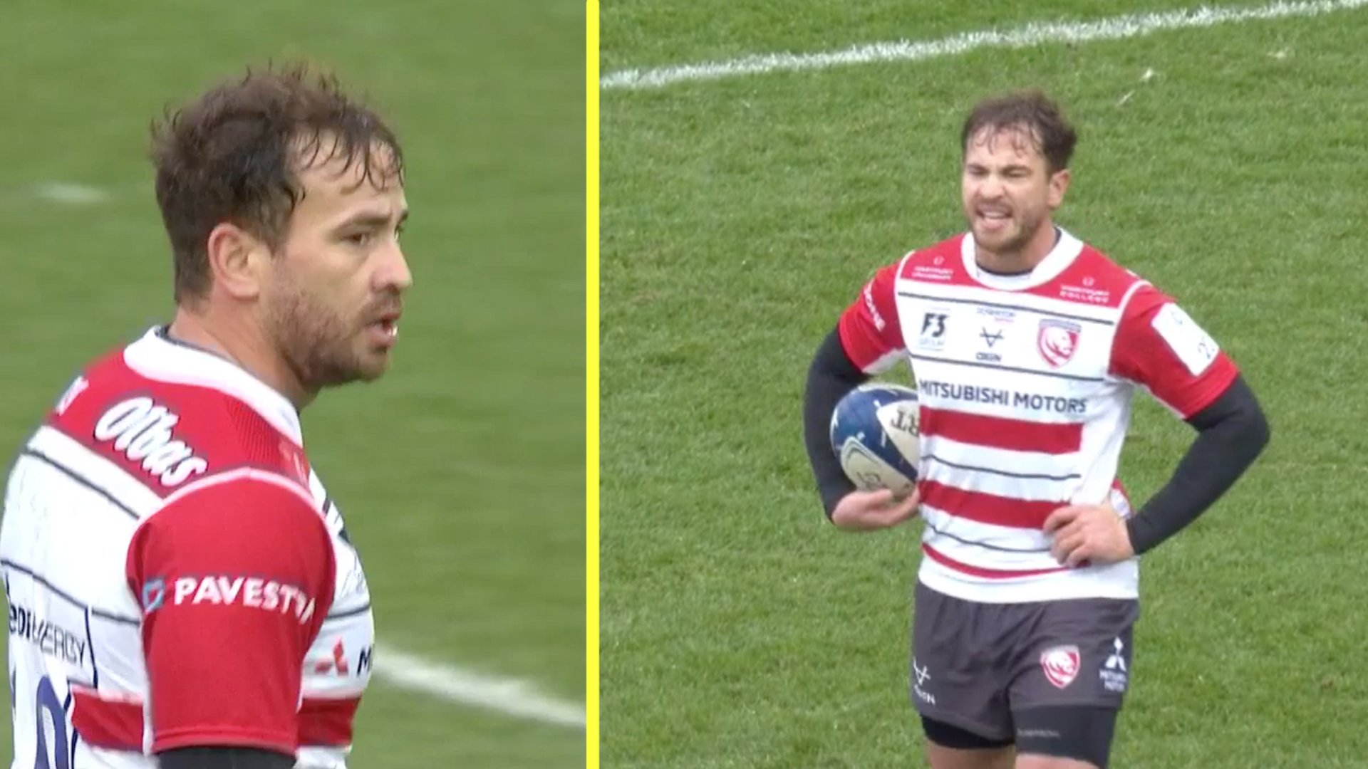 """Danny Cipriani accused of black magic after freak """"accidental"""" kick"""