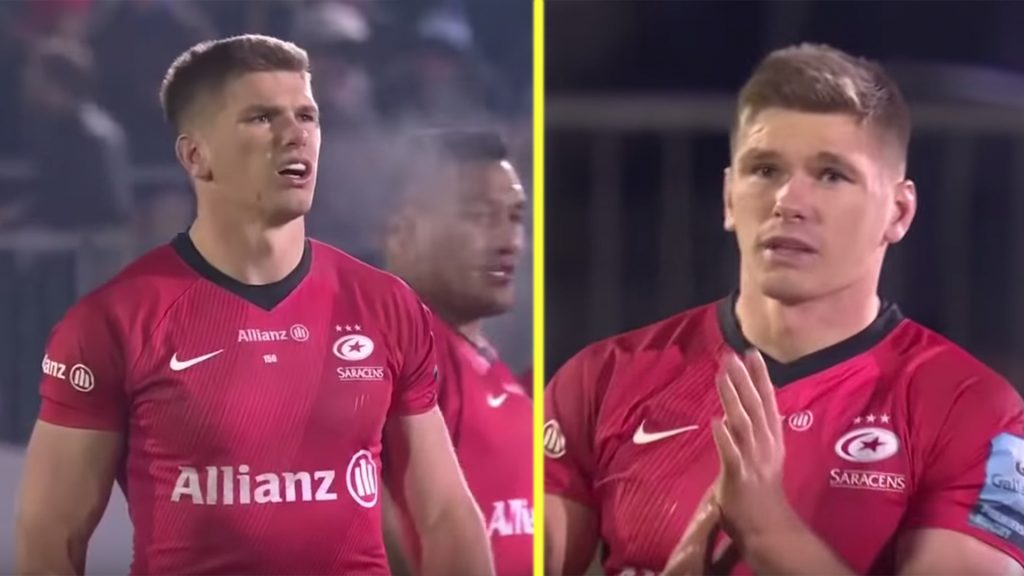 Owen Farrell's titanic performance last weekend is clear evidence that he is still one of the best players in the World