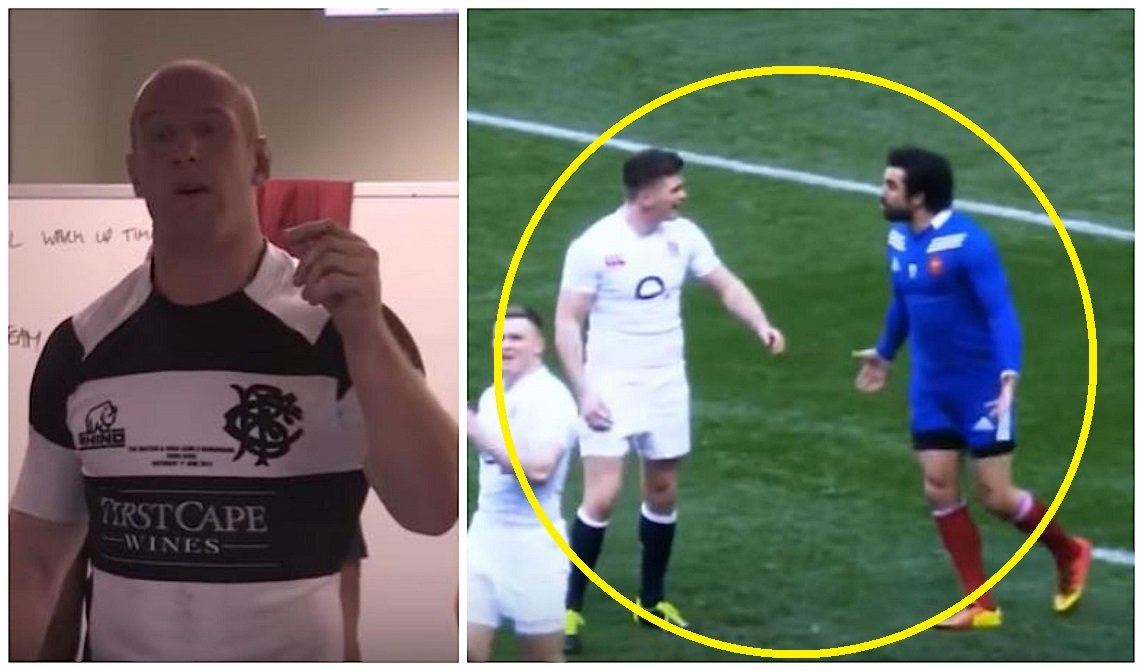 A darkside Owen Farrell video has re-surfaced and it's tearing the web apart