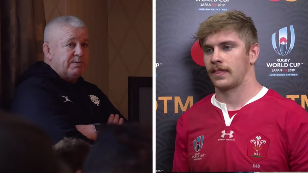 Warren Gatland's comments about Aaron Wainwright in new Barbarians doc really reveal what his Welsh future looks like