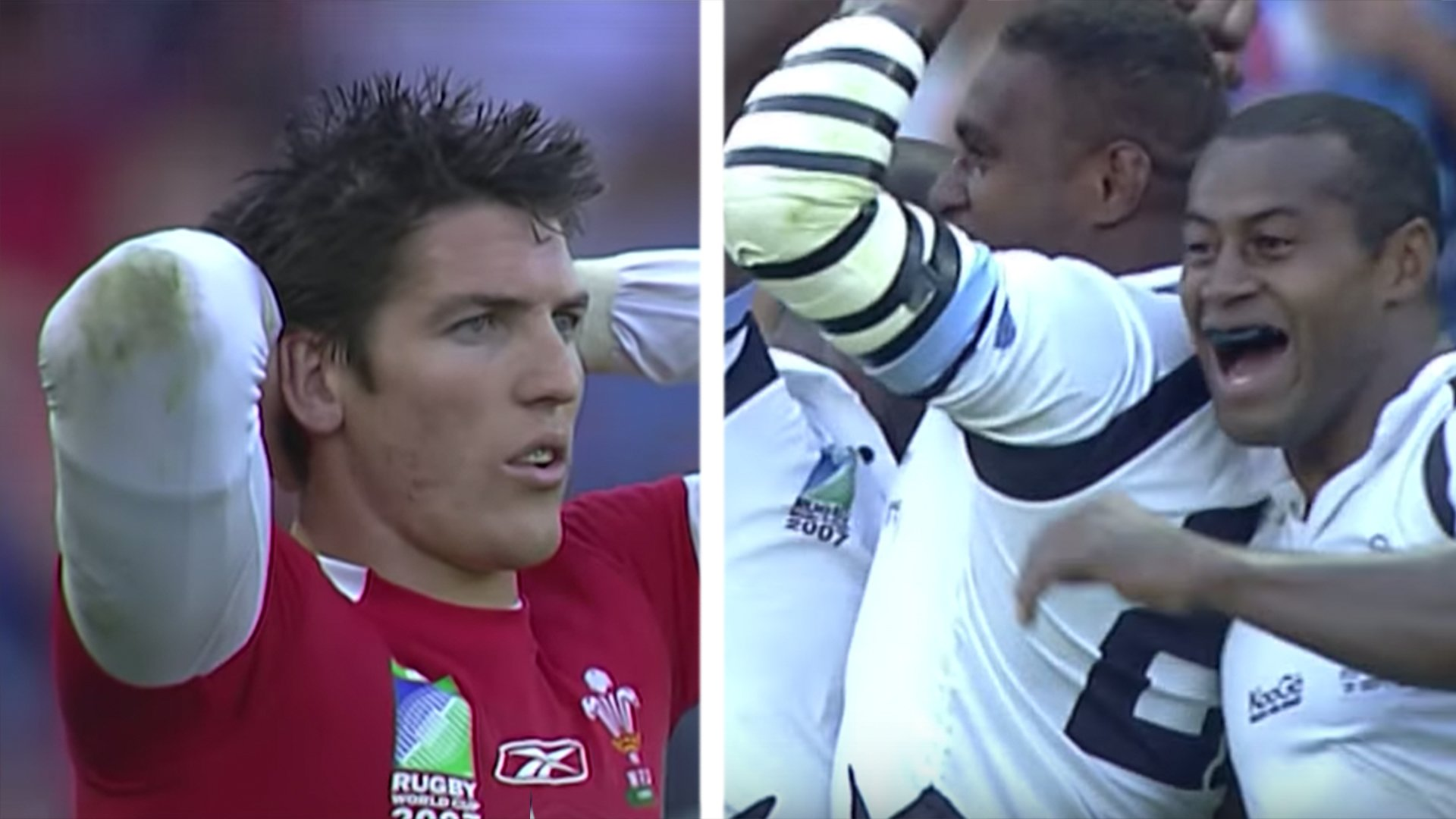The time Fiji shocked the entire Rugby World