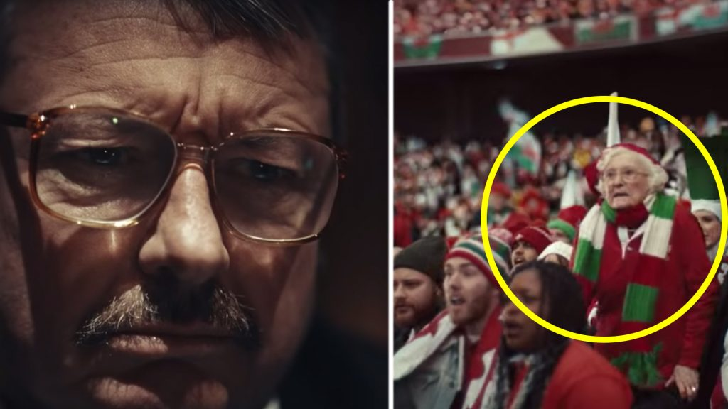 The incredible story behind the greatest Six Nations advert of all time