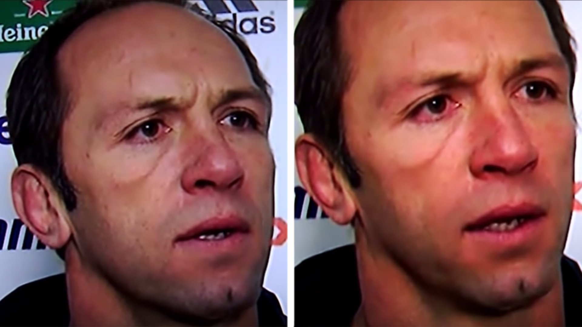 The greatest rugby interview of the decade has resurfaced and the man behind it has spoken