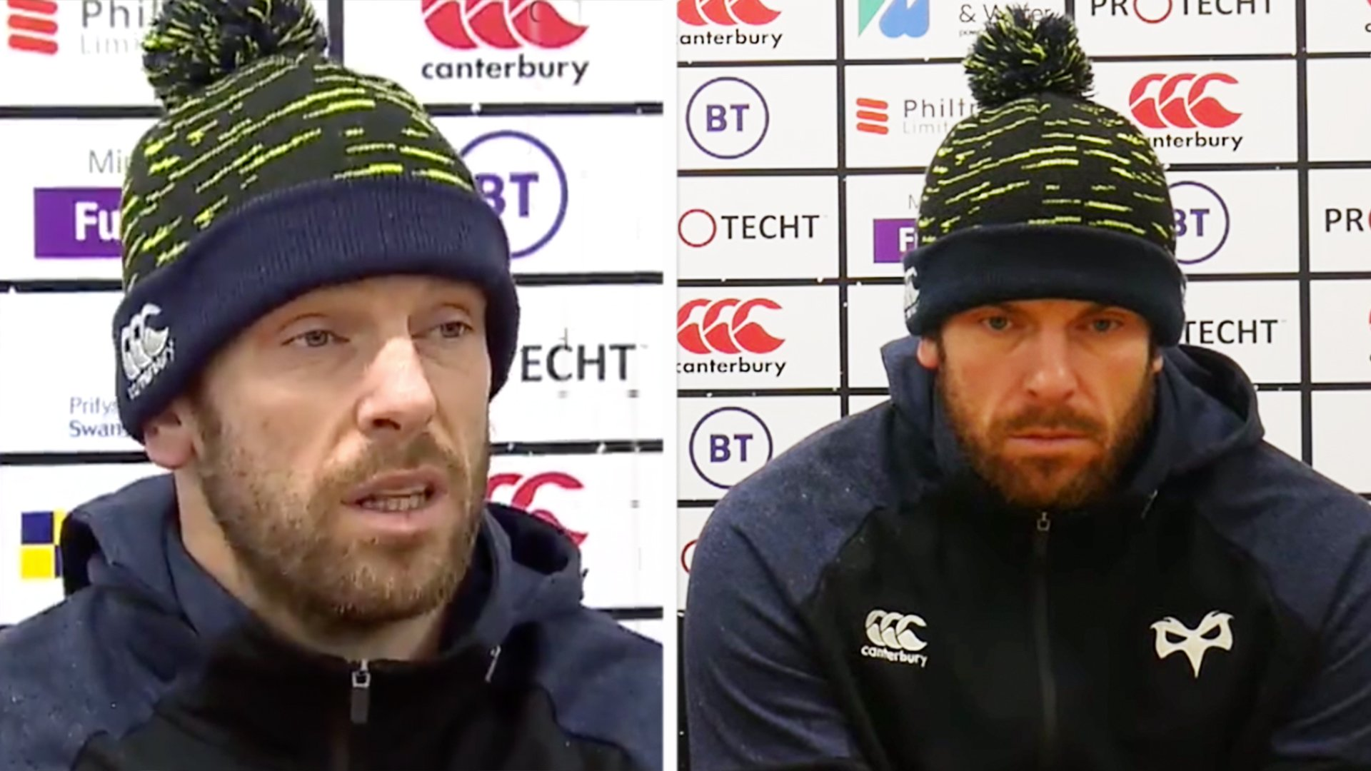 A visibly angry Alun Wyn Jones slams Ospreys management after months of chaos at the club
