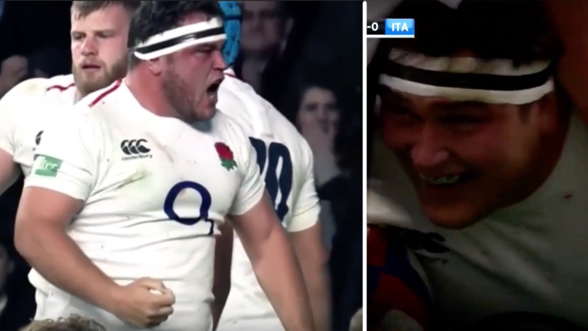 Every forward in rugby should aim to be like England hooker Jamie George