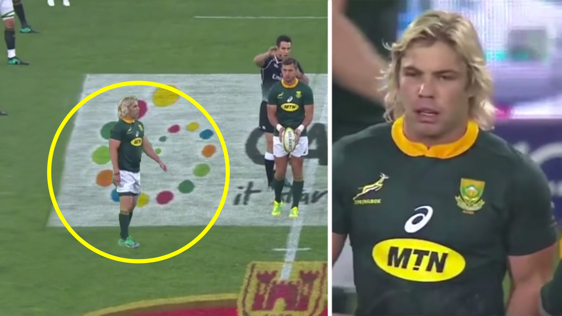 The match where Faf de Klerk proved he was the best scrum half in a generation