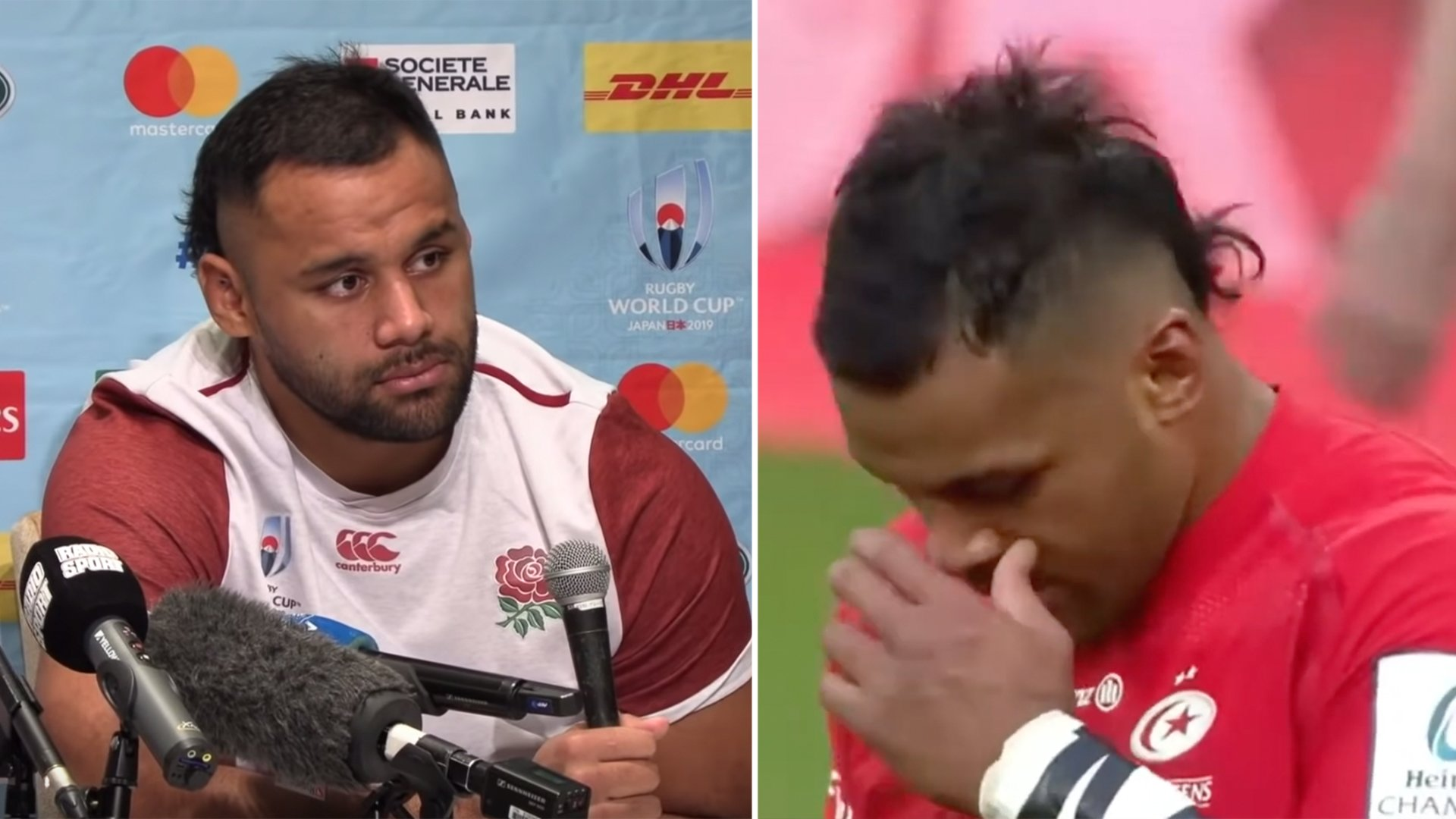 New video proves that English rugby fans are right to think Billy Vunipola is the best Number 8 in the World