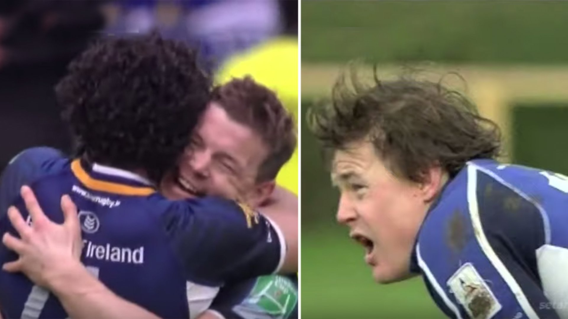 The time when Brian O'Driscoll shocked the Rugby World