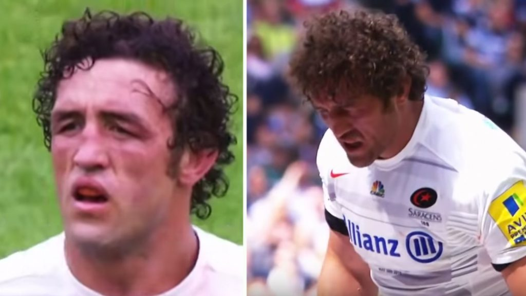 New video highlights how this man destroyed rugby players with  nothing but LEGAL tackles