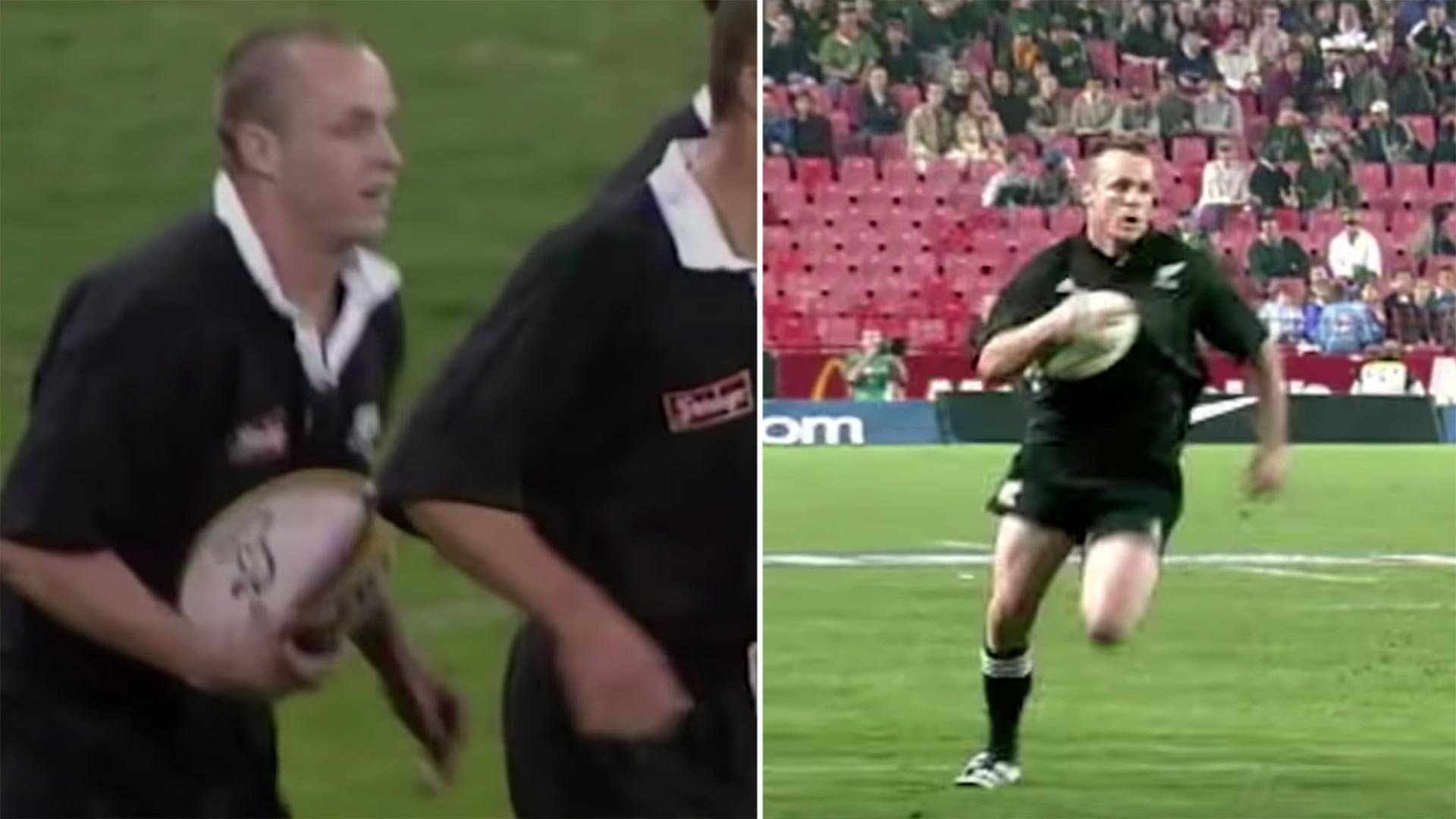 This is why Christian Cullen is considered one of the best rugby players of all time