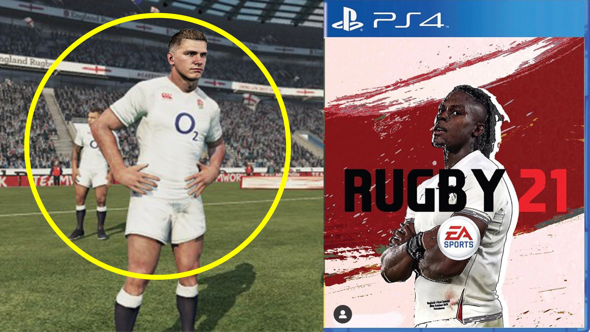 Rugby fans are losing their minds as EA SPORTS drops unannounced trailer for Rugby 21 overnight