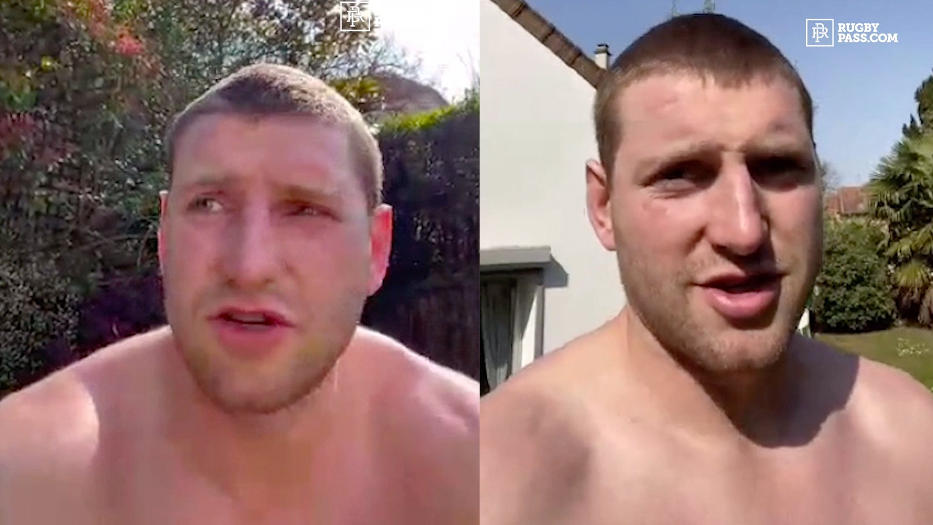 Finn Russells reveals all on Scotland situation, lockdown in France and his future in video