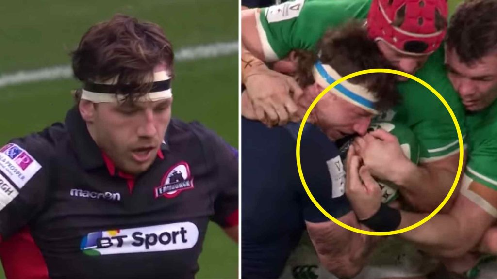 Insane Hamish Watson highlight reel proves he is a once in a generation player for Scotland