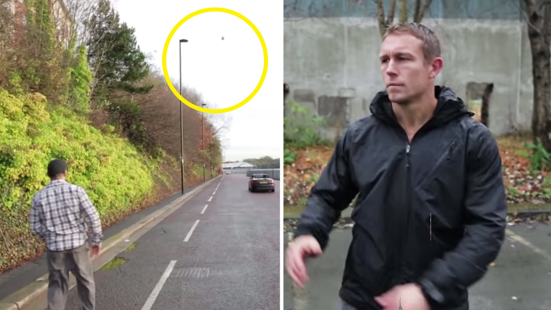 Jonny Wilkinson trick shot compilation is going viral again 10 years after first release