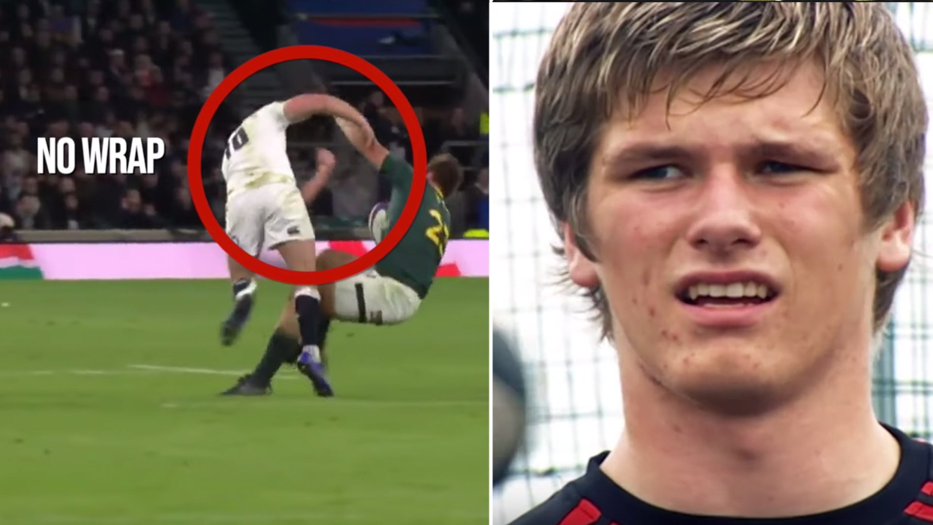 Brand new video clearly lists out all the reasons why people hate Owen Farrell so much
