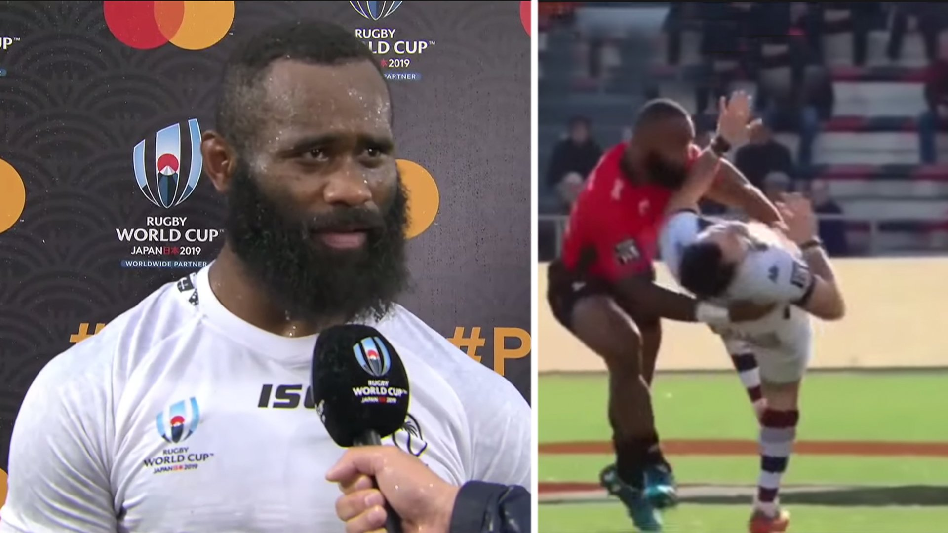 The reason clubs in England must fear Semi Radradra and his arrival to their league