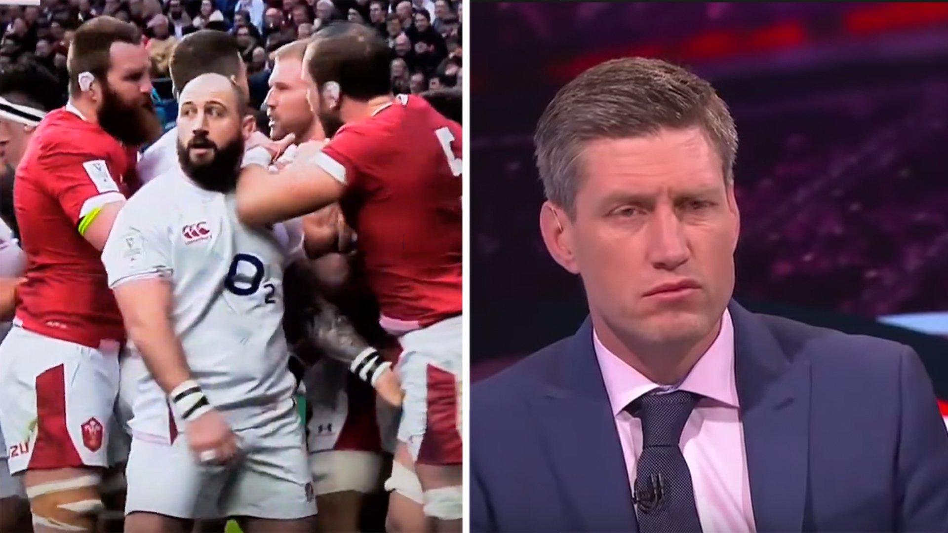 Ronan O'Gara gives a refreshing and frank opinion on Joe Marler incident