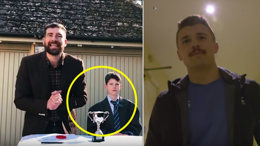 Hilarious video reveals that professional rugby players are competing in FIFA 20 tournament against each other