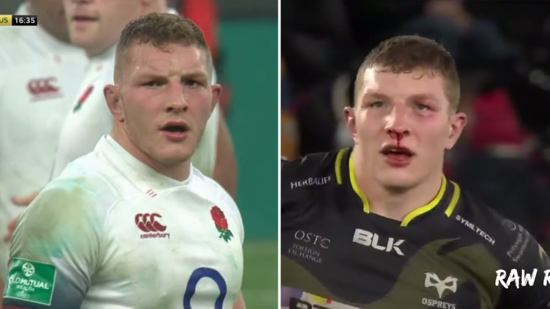 The terrifying highlight reel that made people realise how good at tackling Sam Underhill was