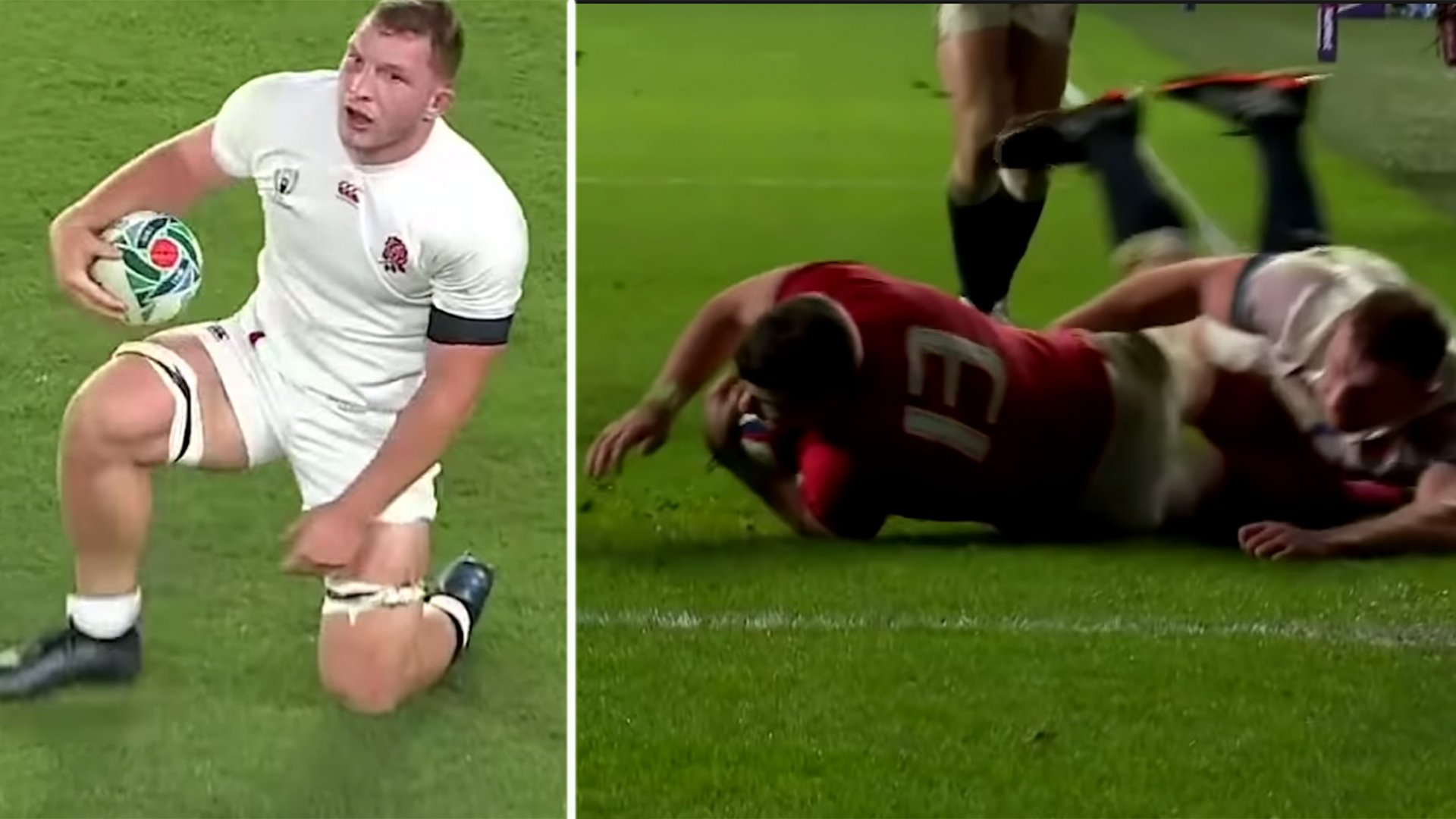 New Sam Underhill highlight reel  outlines the long list of insane things that he has already achieved with England