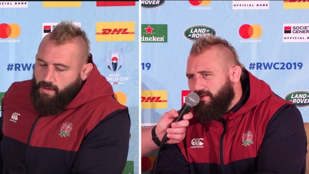 This video shows exactly why rugby is losing an absolute gem by exiling Joe Marler from the sport