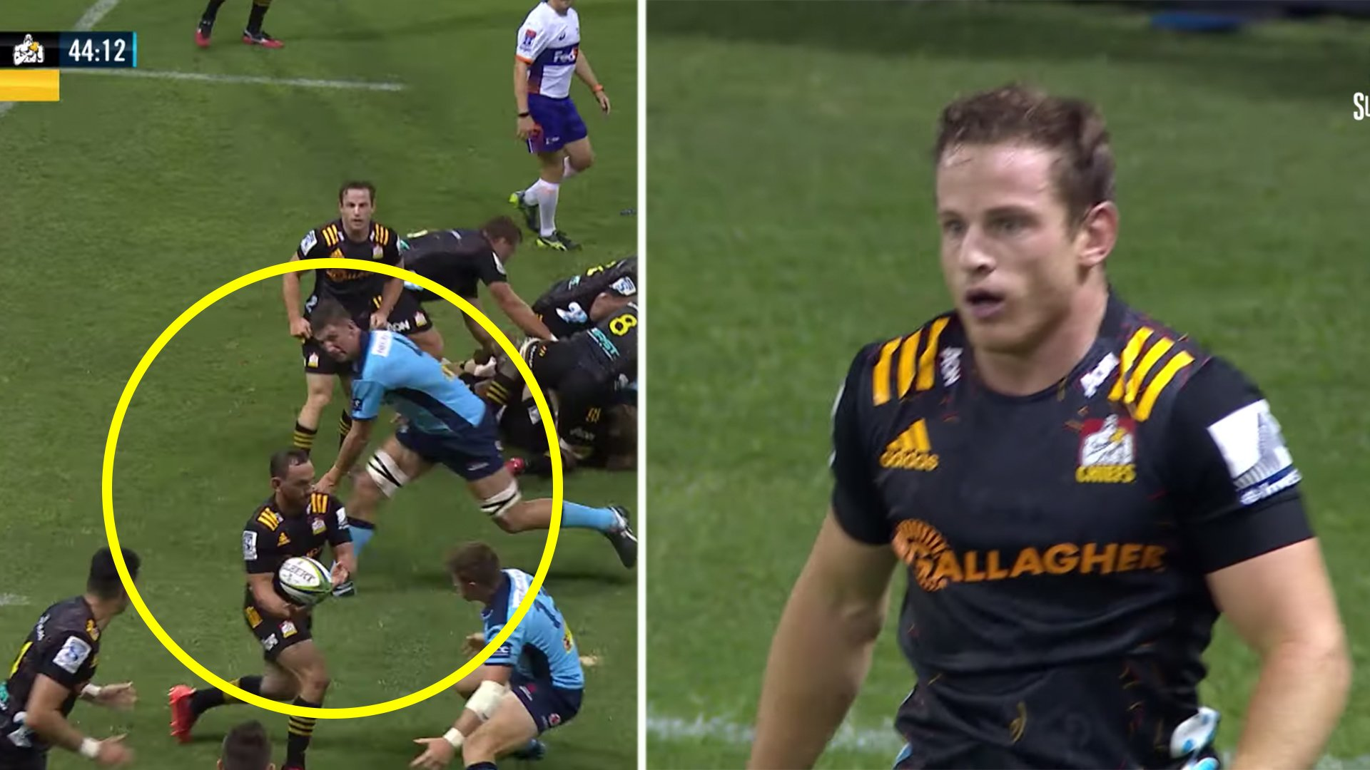 This sensational try in Super Rugby match is reminder why this competition is still on of the best in the world
