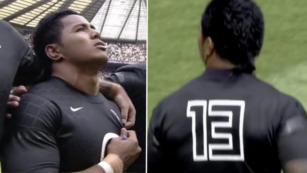 20-year-old Manu Tuilagi was absolutely sensational on his England debut