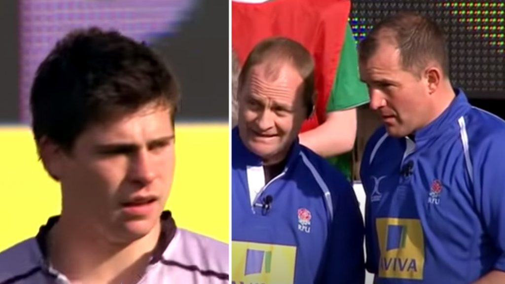 The shocking Ben Youngs incident nearly everyone has forgotten