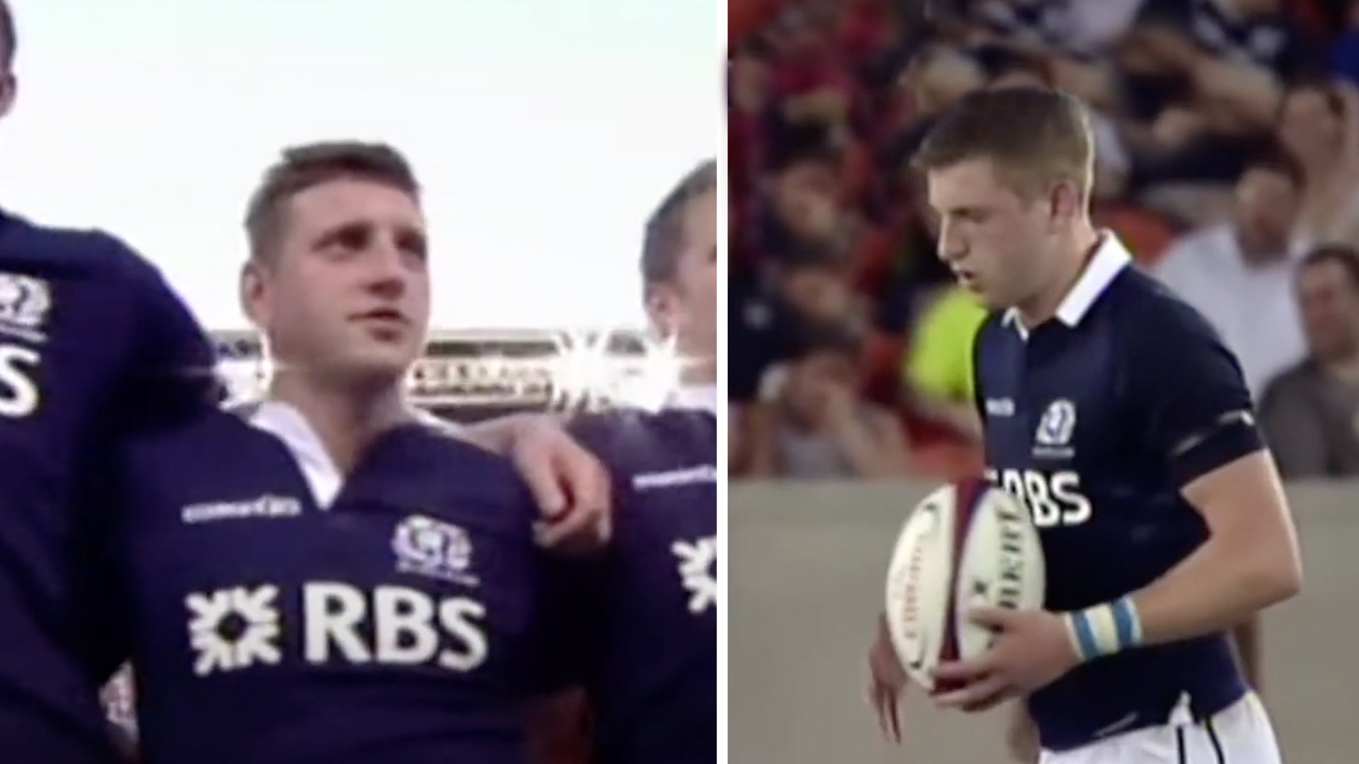 The sensational Finn Russell debut that sparked a new hope in Scottish rugby