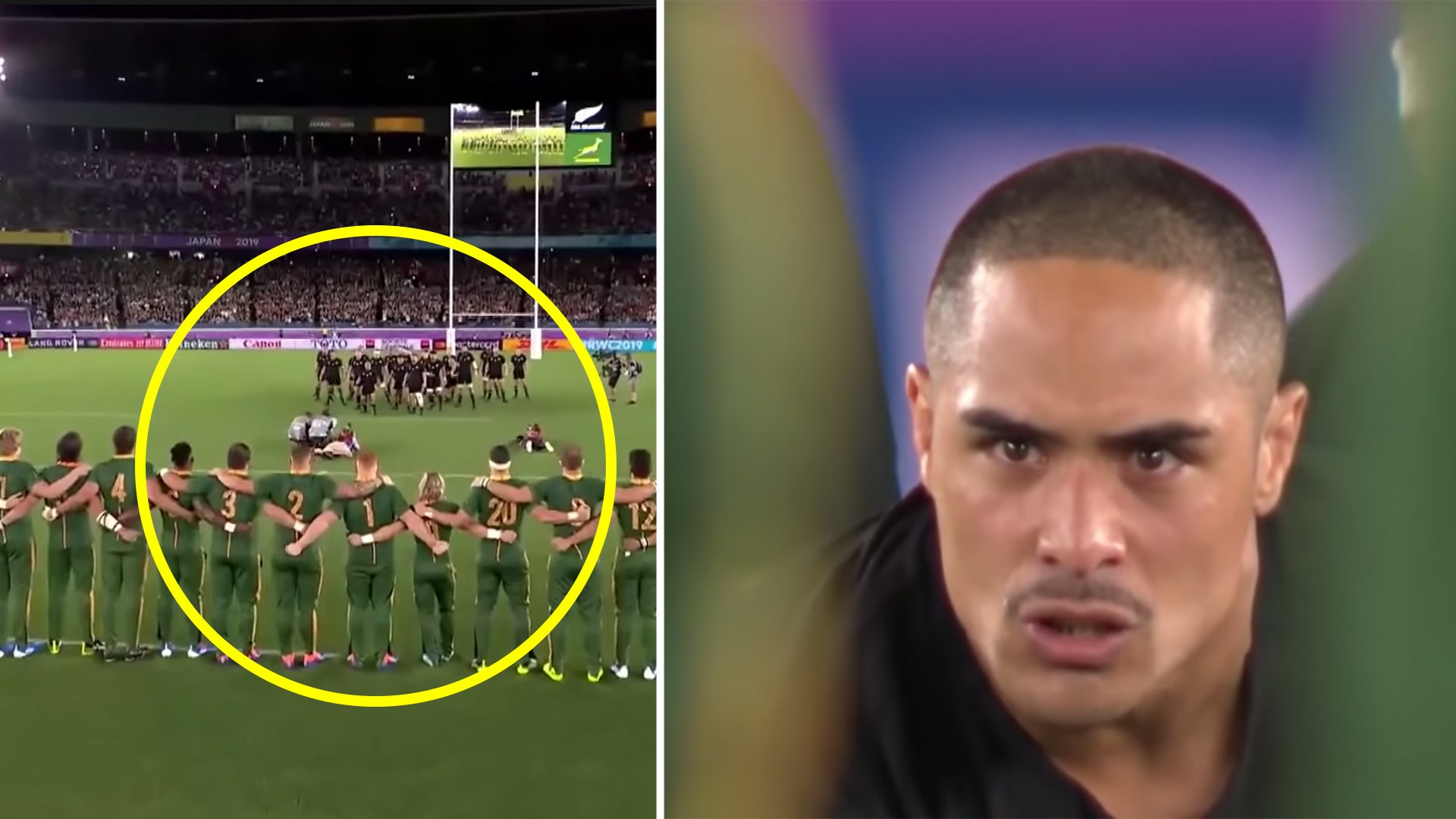 The All Blacks have revealed what they think are their best ever Haka performances are in crazy new video